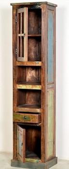 Masivní skříň z palisandrového dřeva Ráma