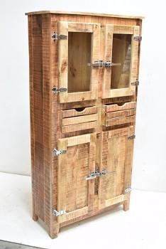 Skříň z palisandrového dřeva RETRO ROUGH New Delphi