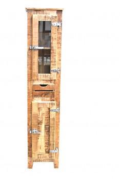 Skříň z palisandrového dřeva RETRO ROUGH