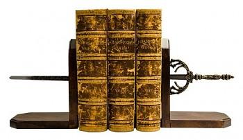Zarážka na knihy - Sword Bookends