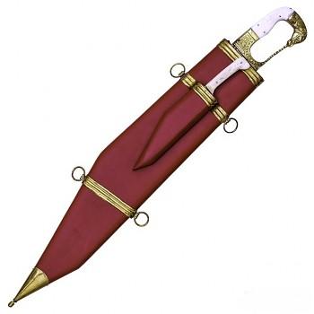 Řecký meč Kopis Falcata