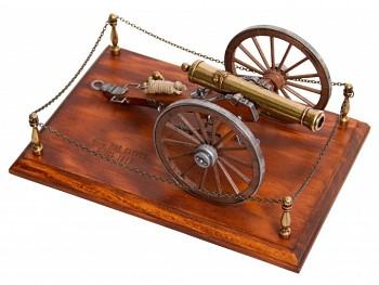 Model kanónu 1857 z americké občanské války