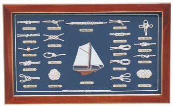 Deska s lodními uzly Columbia