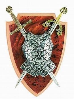 Erb s meči Excalibur a El Cid