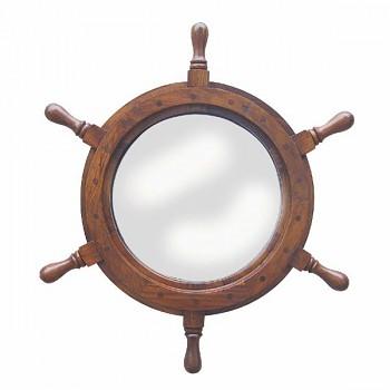 Kruhové zrcadlo Kormidlo