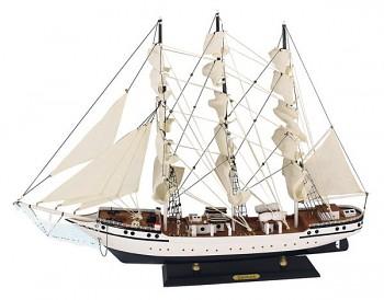 Model plachetnice Danmark