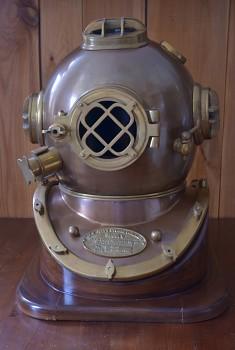 Nautika potápěčská helma U.S. Navy diving helmet 1941