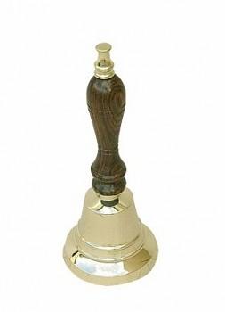 Stolní zvonek s držadlem