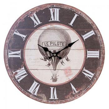 Nástěnné hodiny LE PILOTE