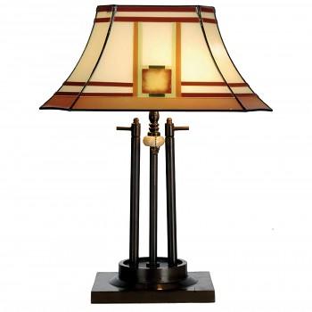Stolní lampa Tiffany Bayonne