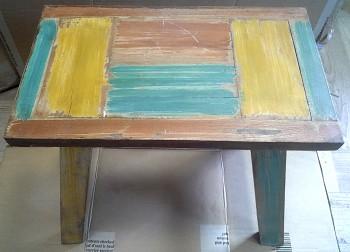 """Reclaimed"" stolička"