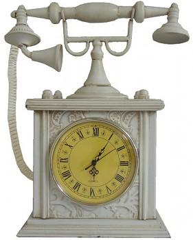 Stolní hodiny Old phone