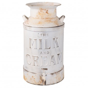 Retro konev na mléko