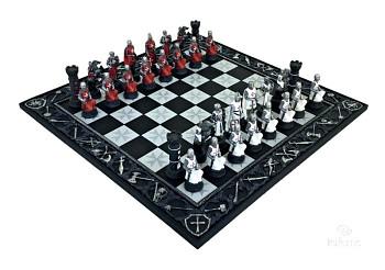 Šachy Italfama Templáři