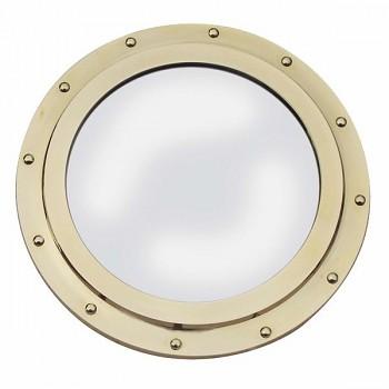 Mosazné kruhové zrcadlo Marco Polo