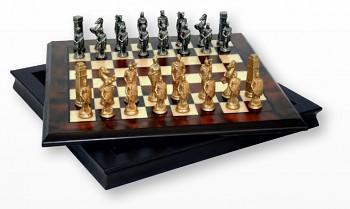 Šachy Italfama Římani vs. Barbaři