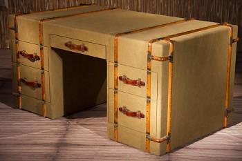 Psací stůl Aviatik Luxury desk, vystavený kus