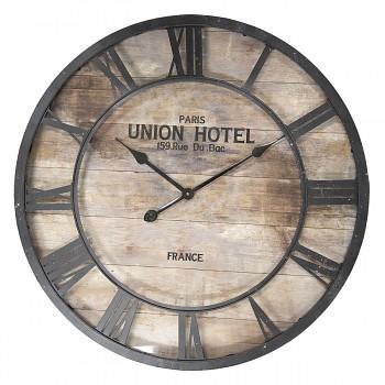 Nástěnné hodiny UNION HOTEL