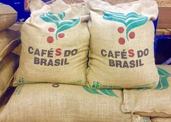 Jutový pytel od kávy, Cafe do Brasil