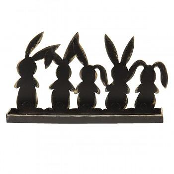Stojánek s králíky
