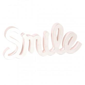 Nápis SMILE
