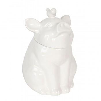 Keramická dóza PIG