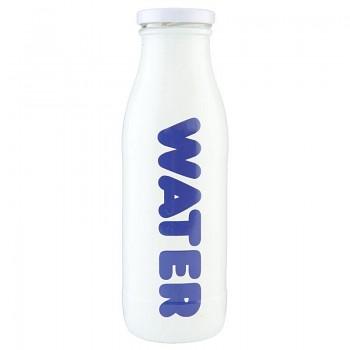 Láhev s uzávěrem WATER