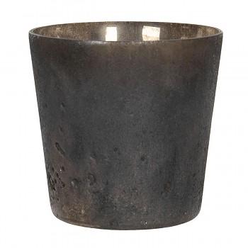 Sklenička na čajovou svíčku