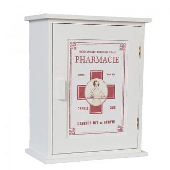 Dřevěná lékárnička