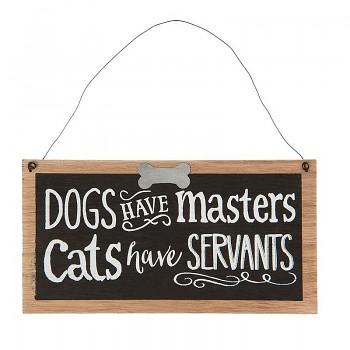 Cedule DOGS CATS