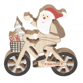 Santa na kole