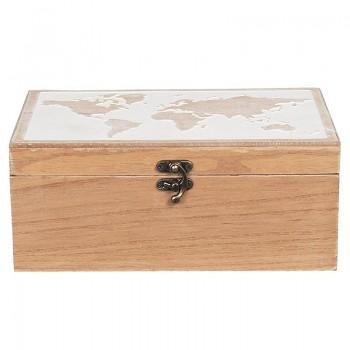 Dřevěný box
