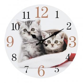 Nástěnné hodiny CATS