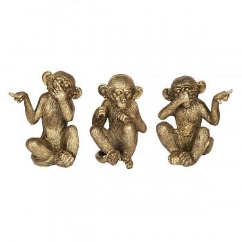Tři opičky