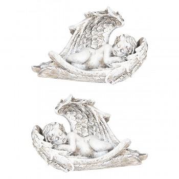 Dva spící andílci