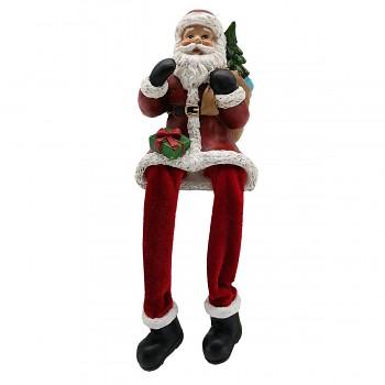 Sedící Santa