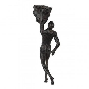 Nástěnná dekorace CLIMBING MAN