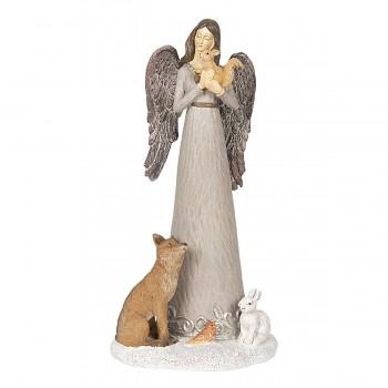 Anděl se zvířátky