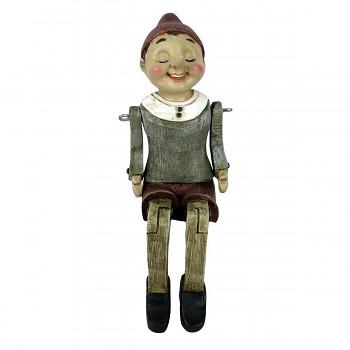 Pinokio sedící