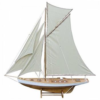 Velký model plachetnice Vasco de Gama