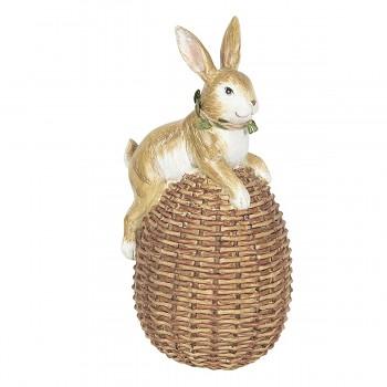 Zajíc na vajíčku