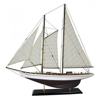 Velký model plachetnice Globetrotter