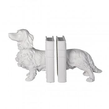 Levá a pravá zarážka na knihy DOG