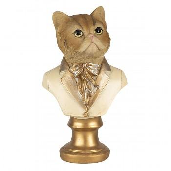 Bysta kočičího šlechtice