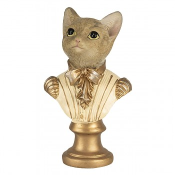 Bysta kočičí lady