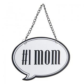 Závěsná cedulka MOM