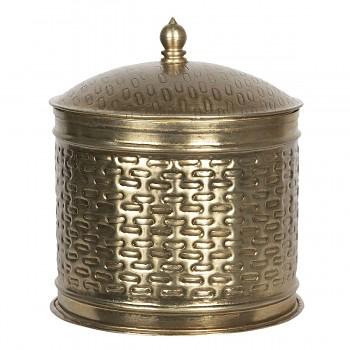 Kovový box