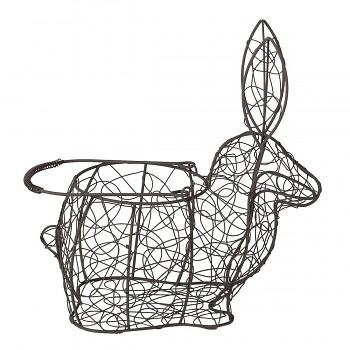 Kovový košík na vajíčka RABBIT