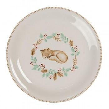 Dezertní talíř FOX
