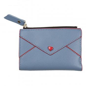 Malá peněženka BLUE